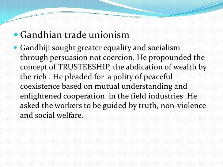 trade union essay This essay was produced by one of our professional writers as a learning aid to help you with your studies the history of the trade union can be seen to have begun in.