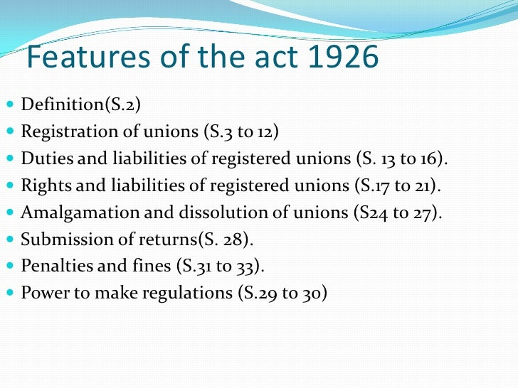 Two splits In 1929 in the Nagpur session a split took place in the  AITUC. The moderate section under the leadership of  ...