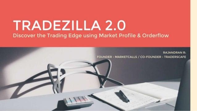 Tradezilla 2 0 - Discover Your Trading Edge Using Market Profile and …