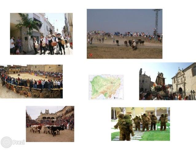 Tradiciones provincia Salamanca