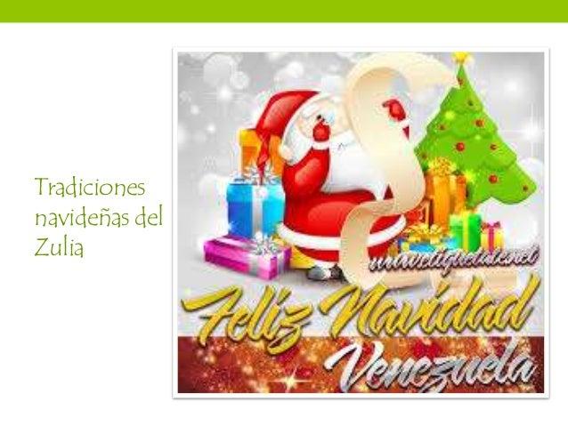Tradiciones navideñas del Zulia