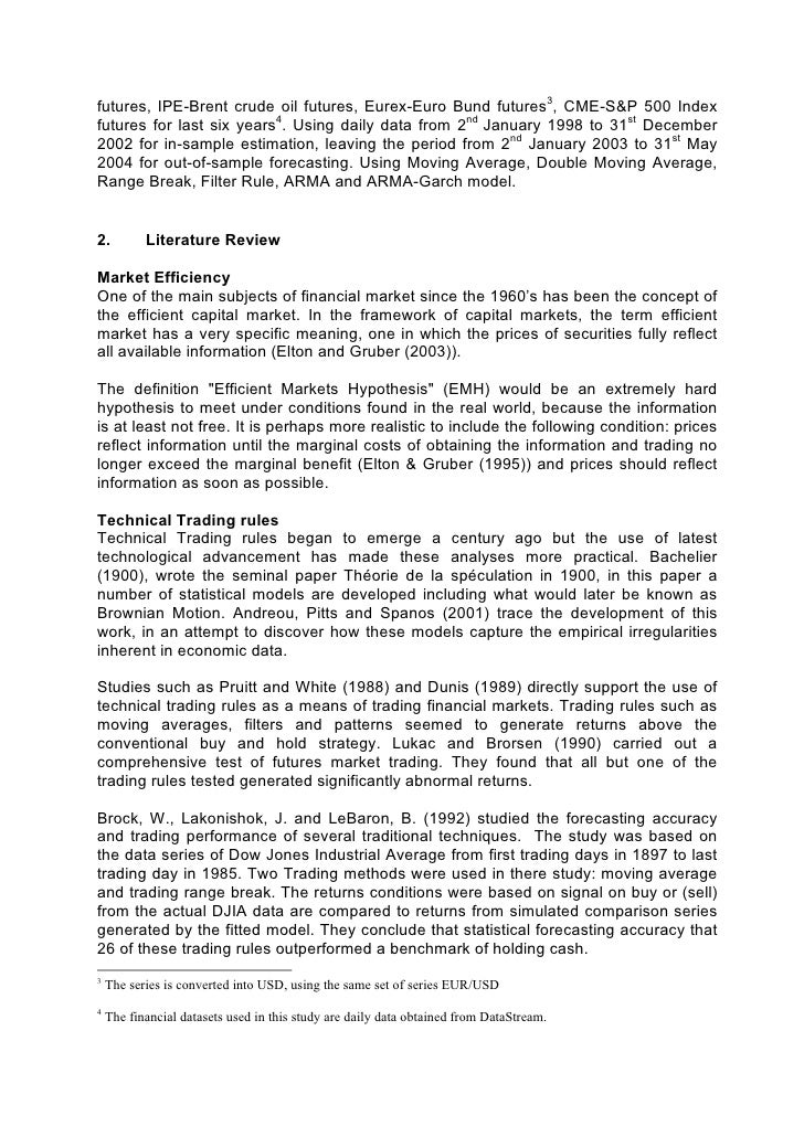 what is a literature review research paper