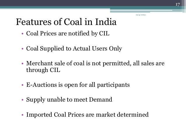 Coal Trading