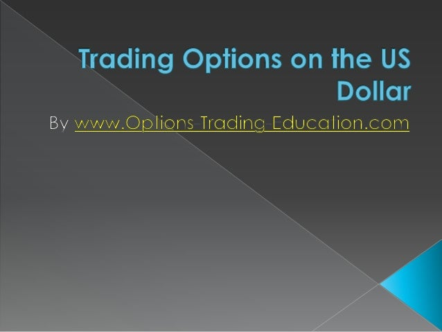Us options trading