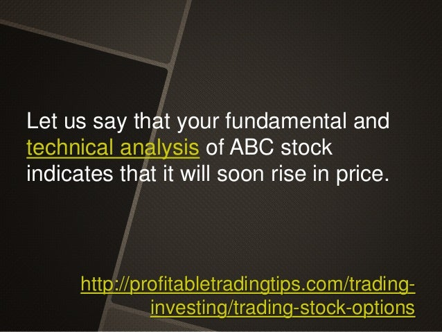 Option trading us stocks