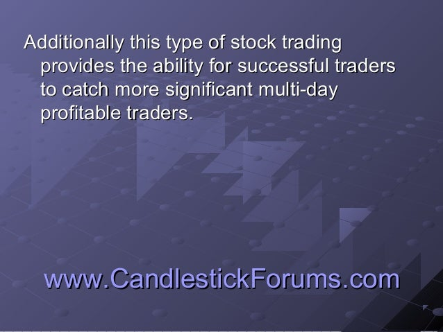 Trading strategies shares