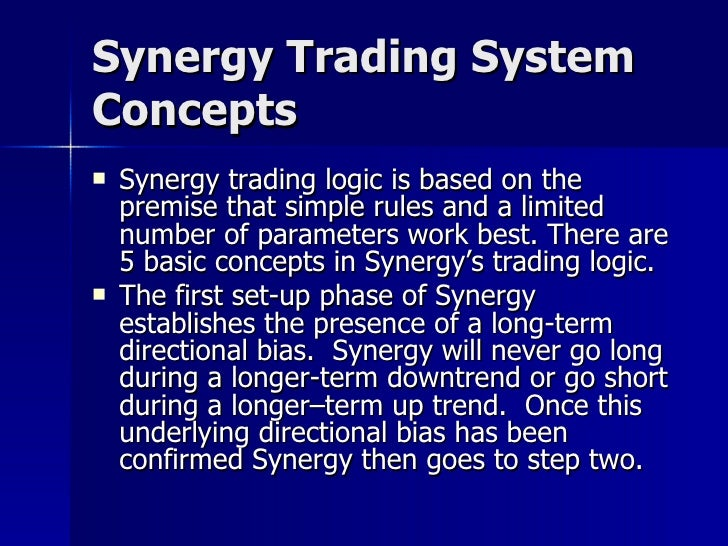 Cds trading system