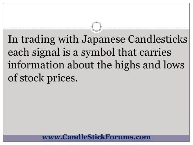 Secrets of japanese candlesticks
