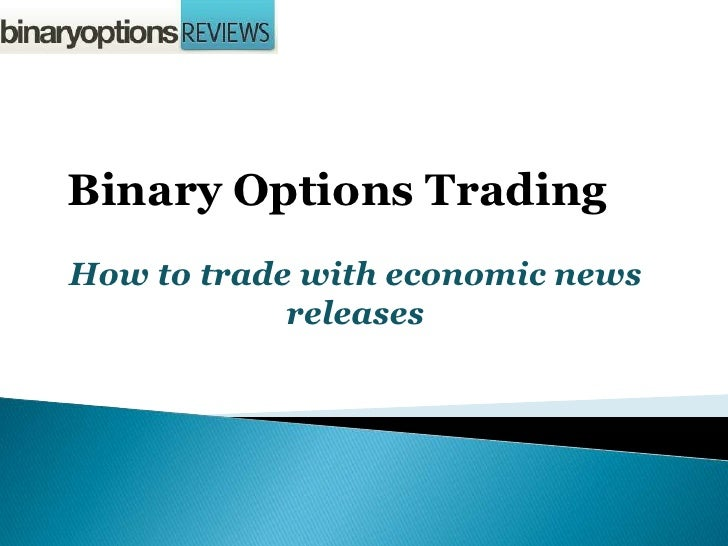 Learning to trade binary options