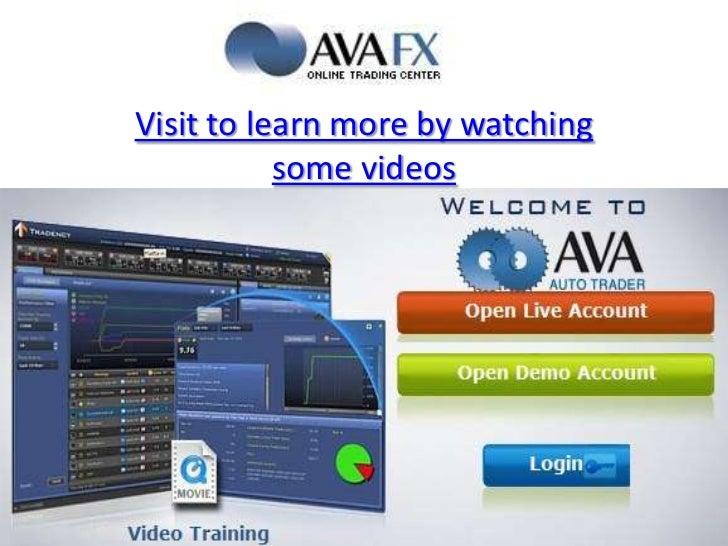 Ava forex trading platform