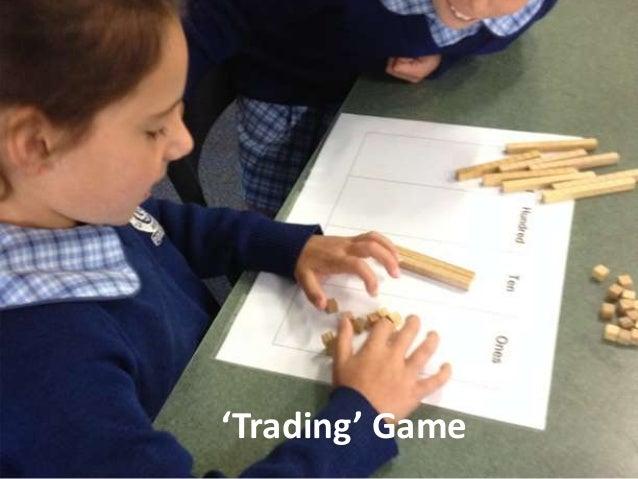 'Trading' Game