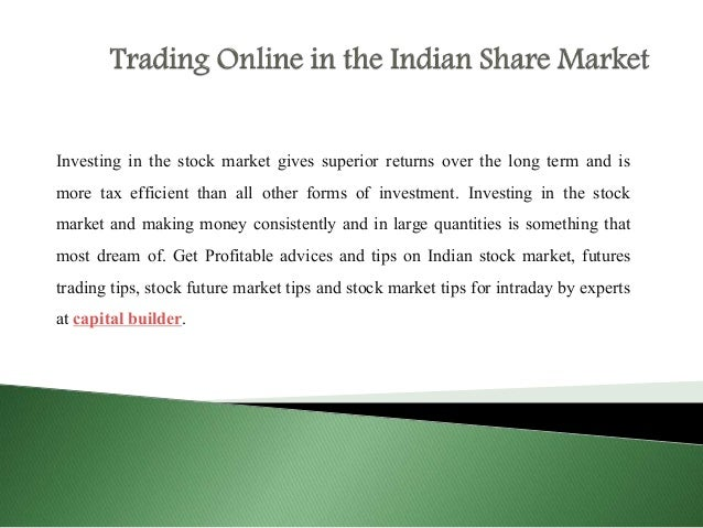 How to trade in options in share market india
