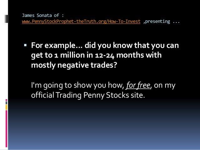 Penny Stock Newsletter