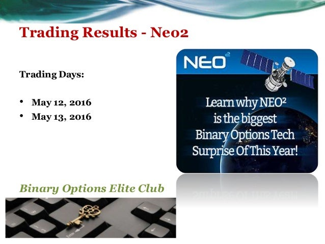 Neo2 binary options