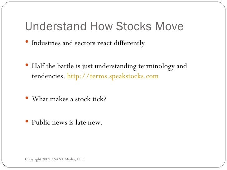 16 stock trading strategies