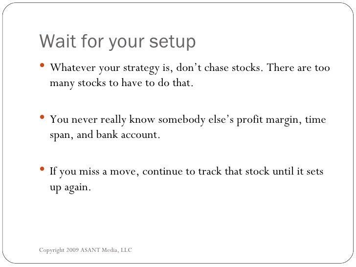 16 stock trading strategies