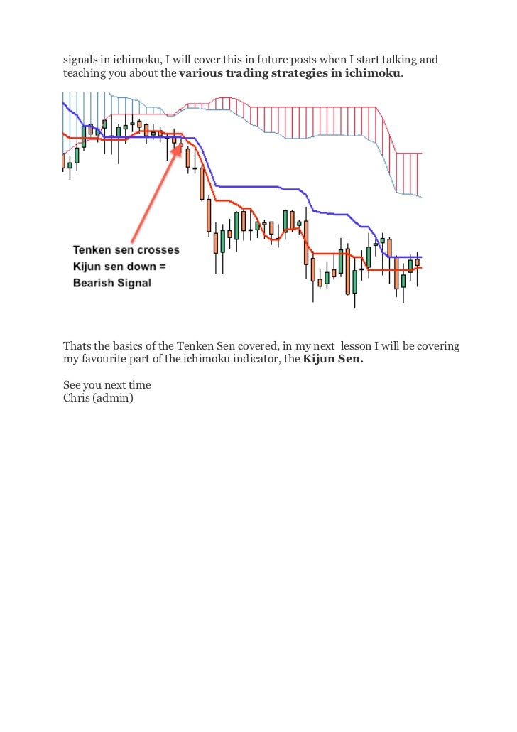 signals in ichimoku, I will cover this in future posts when I start talking andteaching you about the various trading stra...