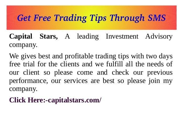 Trading tips Slide 2