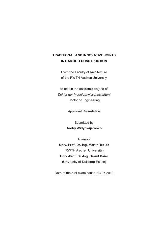 mazen ayoubi dissertation