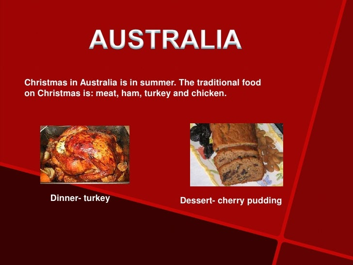 Christmas In Australia Food.Australia Christmas Traditions Foods Thecannonball Org