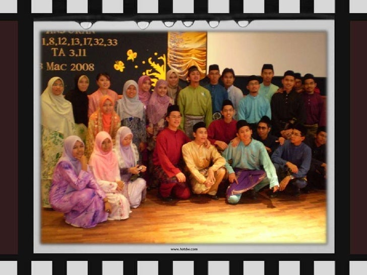 Traditional clothes of malaysia Slide 3