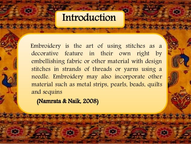 traditional embroideries of india pdf