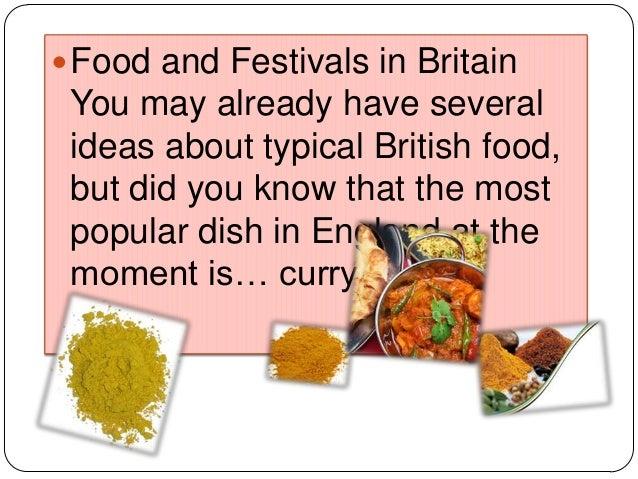 Traditional english food Slide 2