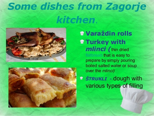 Traditional croatian food zagorje region 10 some dishes forumfinder Image collections