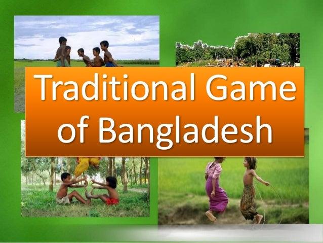 Traditional Game of Bangladesh