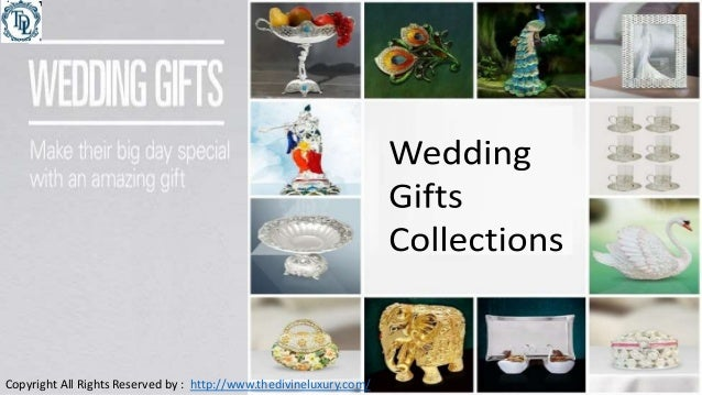 What Do You Give For Wedding Gifts