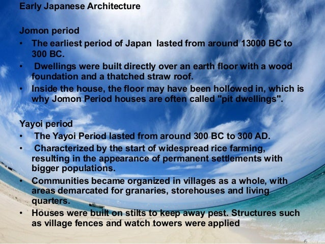 traditional japanese architecture characteristics pdf