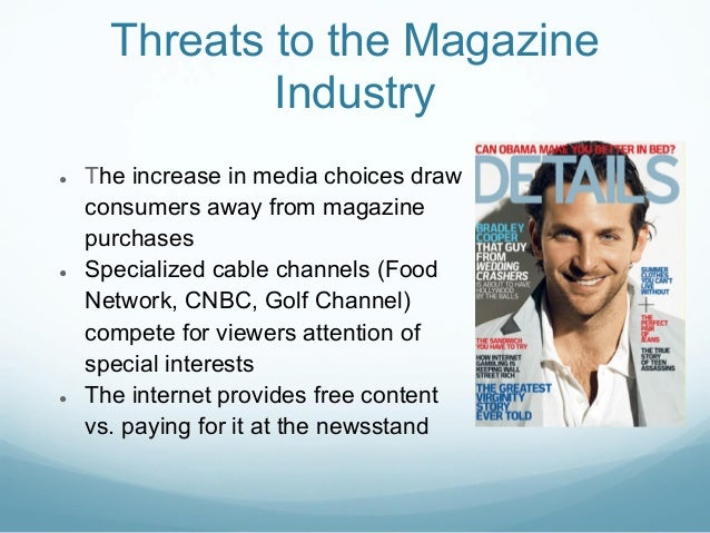 Challenges to the Newspaper Industry