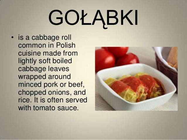 Traditional polish cuisine for Authentic polish cuisine