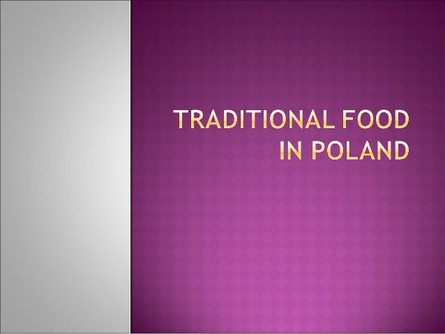 This is a tipical lunch in Poland. We cook it for four days, cool and re-heat it. Now you will learn how it is done: Ingre...