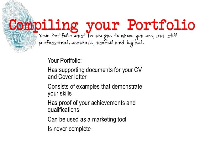 traditional portfolios