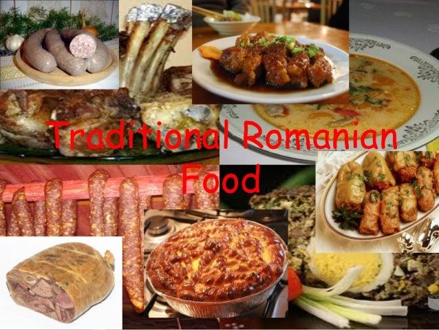 Traditional RomanianFood