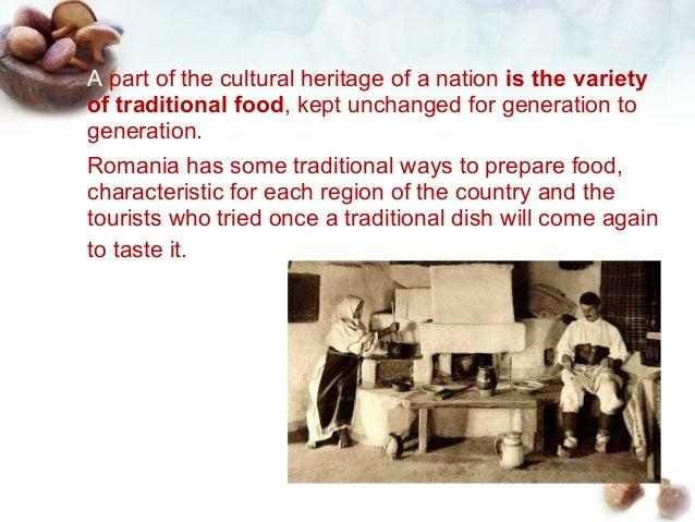 Traditional romanian food Slide 2