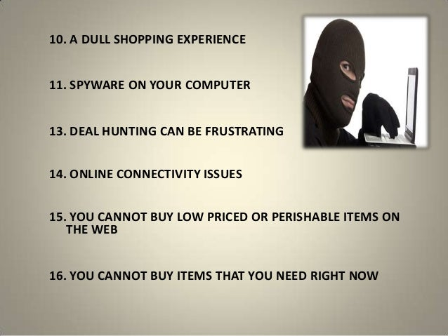 Online Shopping vs Traditional Shopping Essay
