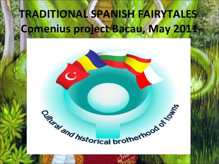 Traditional spanish tales