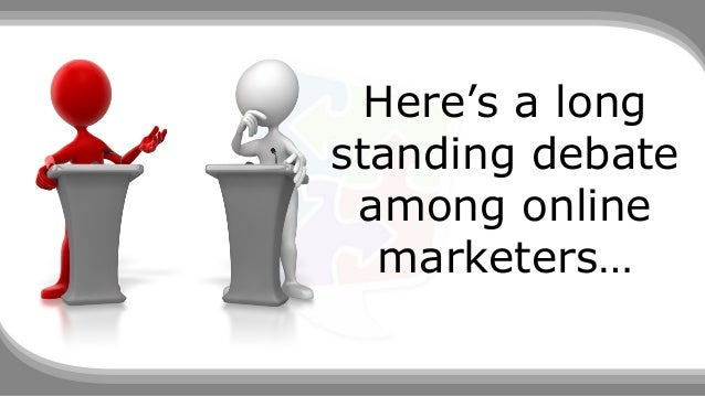 Traditional Versus Online Marketing Slide 2