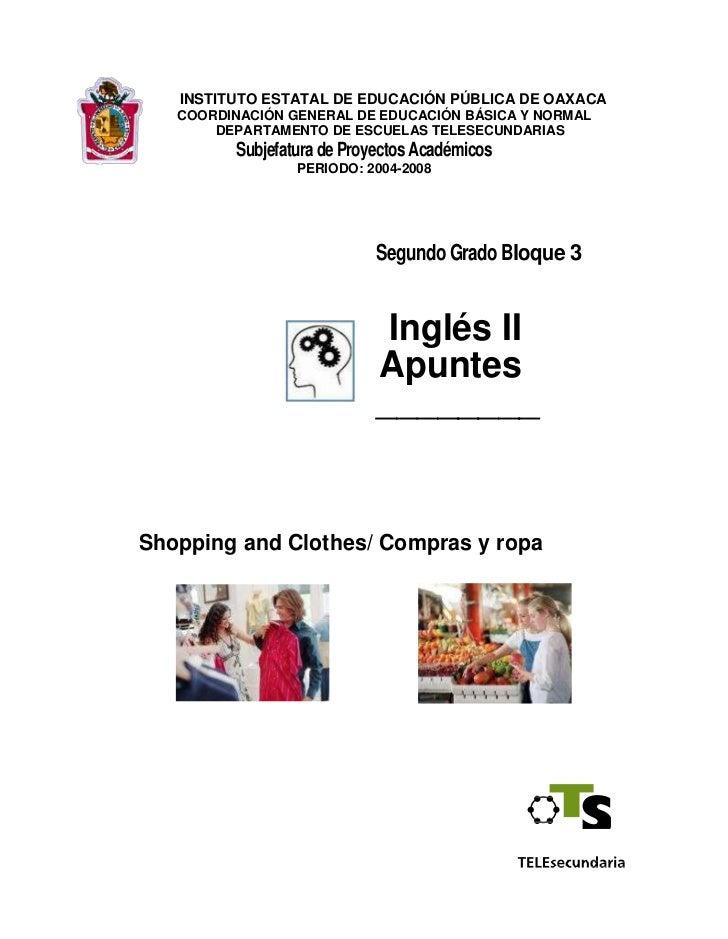 INSTITUTO ESTATAL DE EDUCACIÓN PÚBLICA DE OAXACA<br />          COORDINACIÓN GENERAL DE EDUCACIÓN BÁSICA Y NORMAL<br />  ...