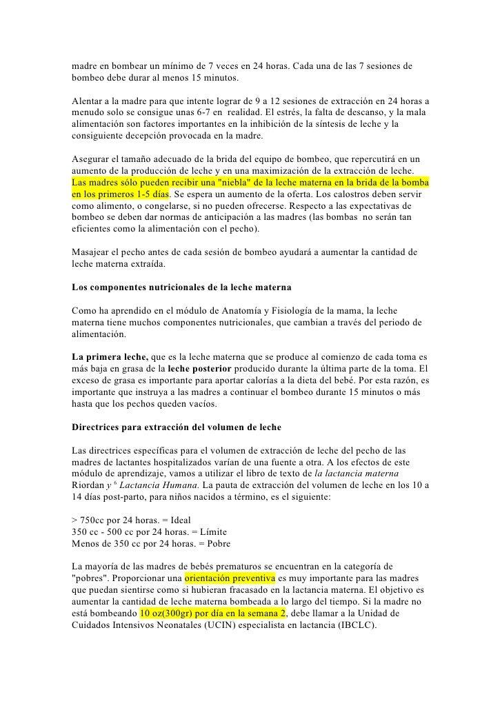 CURSO LACTANCIA MATERNA