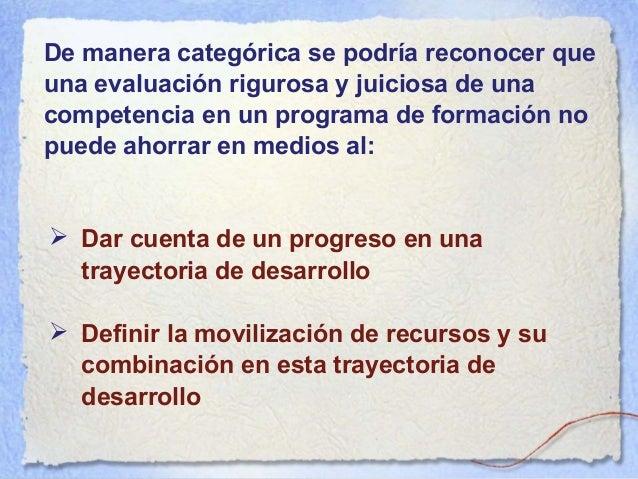 El desafío más importante es sin duda la coherencia de todas las actividades de formación, entre sí su continuidad vertica...