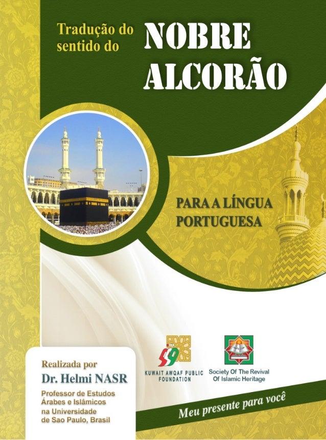 realizada por Dr. Helmi NASR Professor de Estudos Árabes e Islâmicos na Universidade de São Paulo