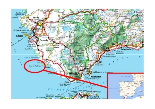 Batalla De Trafalgar Mapa.Trafalgar Esa Gran Batalla Naval De 1805