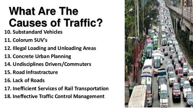 Traffic Congestion In Metro Manila