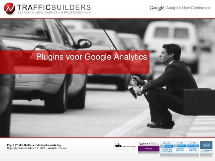 Plugins voor Google Analytics<br />