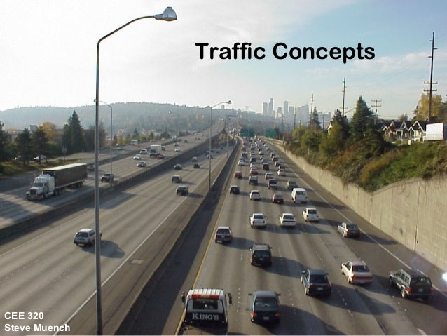 Traffic Transportation Engineering : Traffic concepts transportation engineering
