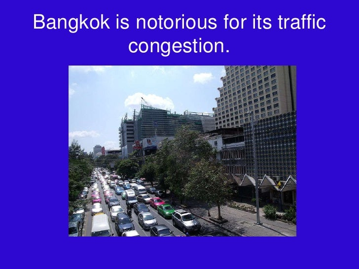 10 monster traffic jams from around the world