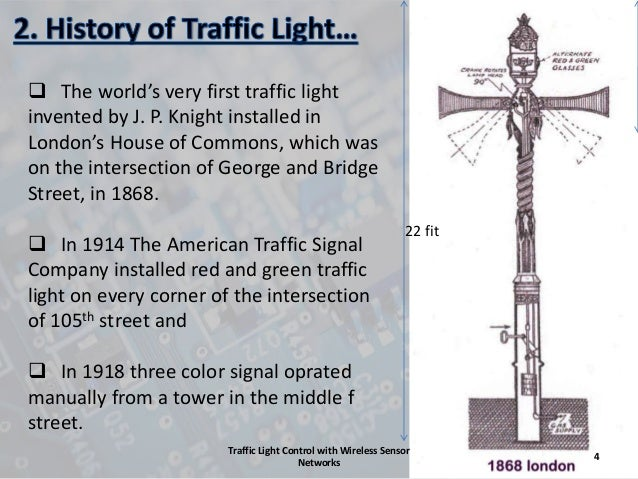 Who Invented Traffic Lights In 1868 Decoratingspecial Com